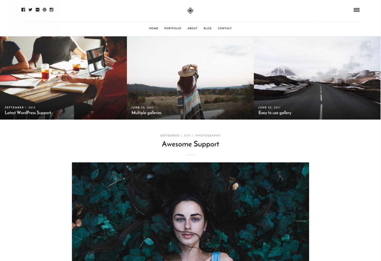 Blog – Grand Portfolio   Graphic   Web Designer